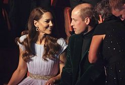 Księżna Kate i książę William w czułych objęciach. To rzadki widok