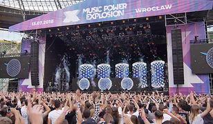 Druga edycja Music Power Explosion za nami. Tysiące fanów muzyki elektronicznej bawiło się we Wrocławiu