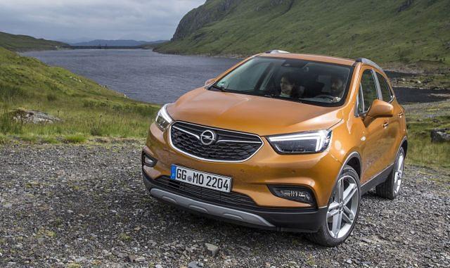 Opel Mokka X 2017 – wrażenia z pierwszej jazdy