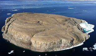 Hans - nietypowa walka Kanady i Danii o bezludną wyspę