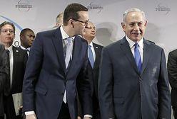 Spór polsko-izraelski eskaluje. Nikt go nie chce, ale nie może zakończyć