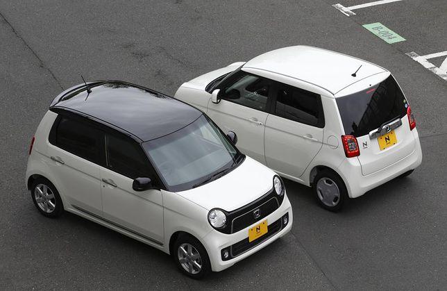 Japoński konkurent Fiata 500