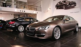 BMW w ubiegłym roku wyprzedziło Mercedesa i Audi