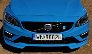 Volvo V60 Polestar – pokaz siły