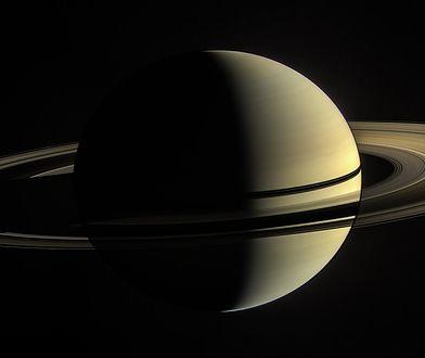 Zobaczcie piękne pierścienie Saturna na nowych uzyskanych zdjęciach