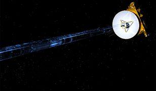 "Sonda New Horizons wykryła ""ścianę"""