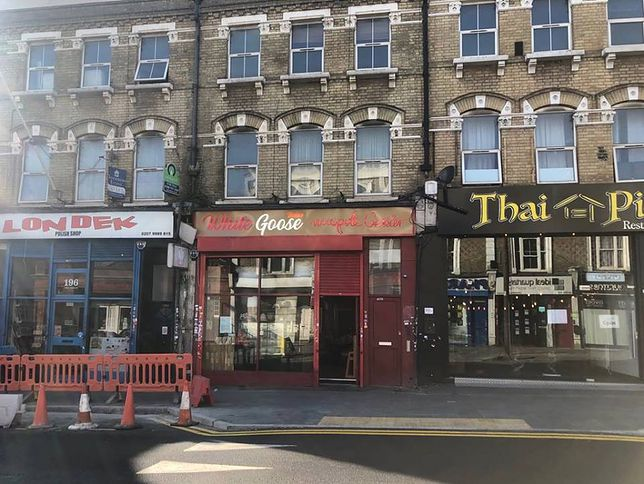 Restauracja Magdy Gessler w Londynie