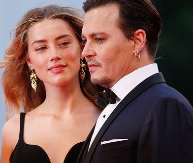 Amber Heard walczy z byłym mężem