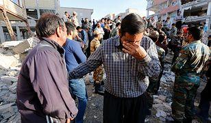 Wzrósł bilans ofiar trzęsienia ziemi w Iranie
