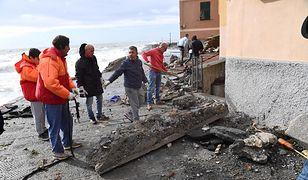 Włochy. Rośnie tragiczny bilans gwałtownych burz i wichur