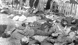 Polskie ofiary zbrodni UPA na Wołyniu (Lipniki, marzec 1943 r.)