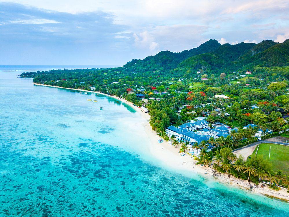 Wyspy Cooka zmienią nazwę. Obecna nie podoba się mieszkańcom