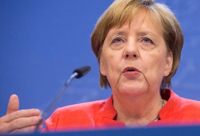 Polska zgodziła się przyjąć migrantów z Niemiec? MSZ zaprzecza słowom Merkel