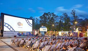 Najdłuższy wakacyjny festiwal filmowy na półmetku. Ponad 50 tys. osób wzięło już udział w Visa Kino Letnie Sopot - Zakopane 2017