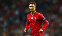 7867a95f4 Liga Narodów UEFA. Cristiano Ronaldo świętował triumf z najbliższymi