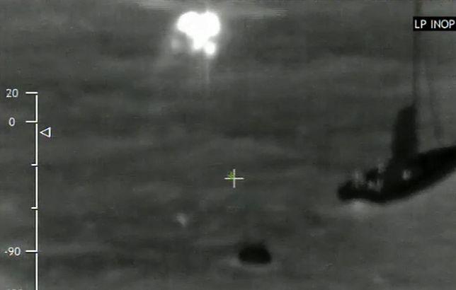 Nocny dramat na regatach Volvo Ocean Race. Jacht zderzył się ze statkiem