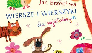 Jan Brzechwa. Wiersze i wierszyki dla najmłodszych