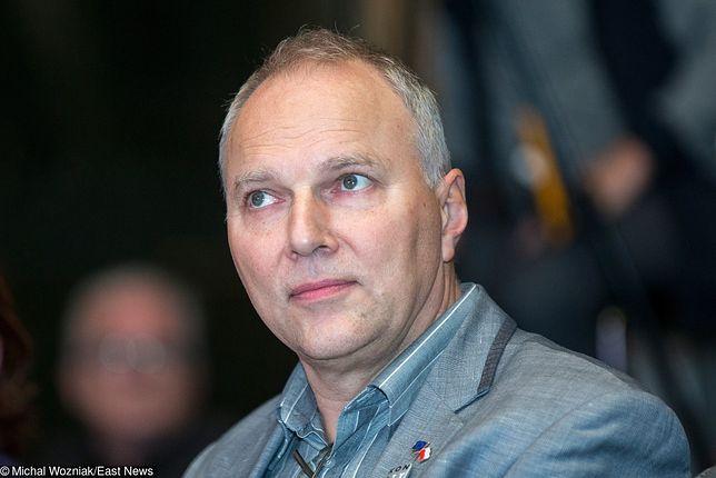 """Jarosław Kurski, wicenaczelny """"Gazety Wyborczej"""""""