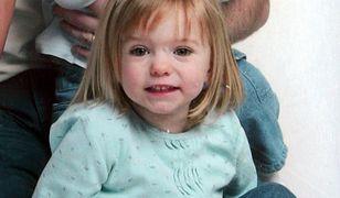 Madeleine McCann w wieku 3 lat