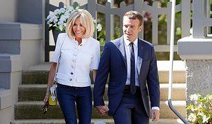Macron w wywiadzie udowodnił miłość do żony. Brigitte może przestać się obawiać