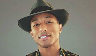 Pharrell Williams wystąpi w Warszawie!