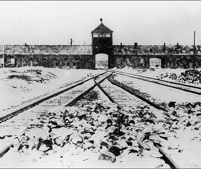 Auschwitz (zdj. arch.)