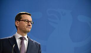 Mateusz Morawiecki chciał, by projekt ustawy reprywatyzacyjnej trafił do kosza, jednak prace nad nim mogą zostać wznowione