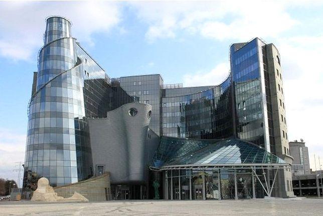 Siedziba TVP przy ul. Woronicza w Warszawie