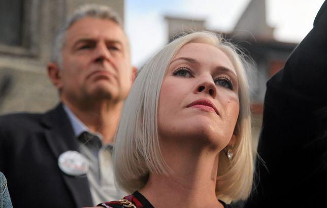 Magdalena Dobrzańska-Frasyniuk jest też oburzona głosowaniem ws. liberalizacji prawa aborcyjnego.