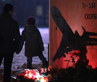 Eksperymenty z tupolewem. Rosja chce wyjaśnić przyczyny katastrofy koło Soczi