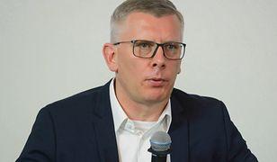 Sławomir Cenckiewicz zakażony koronawirusem