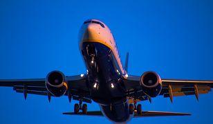 Koronawirus. Ryanair znosi opłatę za zmianę rezerwacji