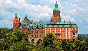 Wałbrzych - tajemniczy tunel pod zamkiem Książ