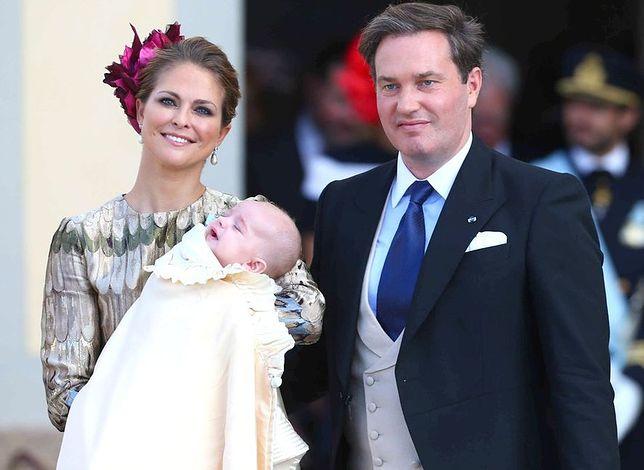Księżniczka Madeleine została mamą