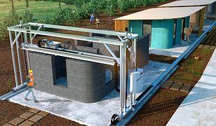 Polak chce budować domy z drukarki 3D, ale zmaga się z problemami prawnymi