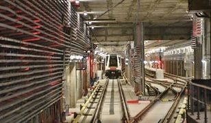 Kolejny etap rozbudowy II linii metra. Tarcza rozpocznie drążenie tunelu
