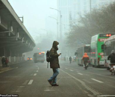 Smog znów w Warszawie