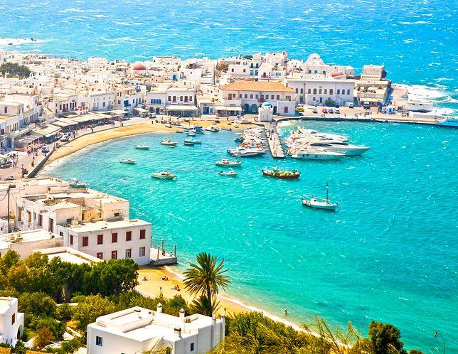 Wakacje na greckiej wyspie