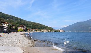 Jezioro Como, Lombardia, Włochy