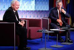 Ekspert: Orban i Kaczyński próbują sprawdzić, jak daleko mogą się posunąć