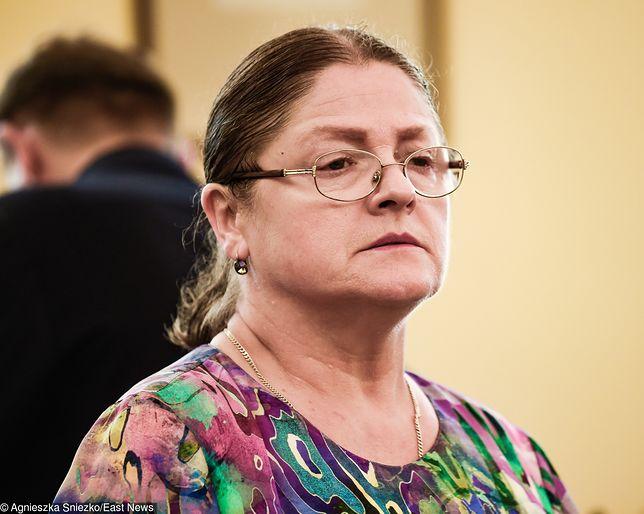 Obywatele RP nie wpuścili Krystyny Pawłowicz na obrady KRS