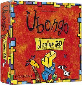 """Szybko! Wesoło! Ubongo! czyli specjalna wersja """"Ubongo 3D"""" dla dzieci"""