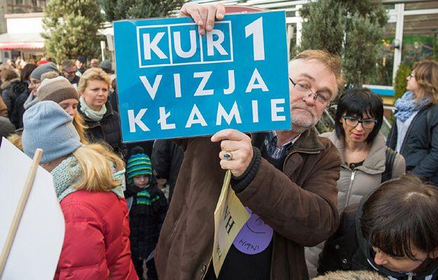 Marsz poparcia dla Hanny Zdanowskiej