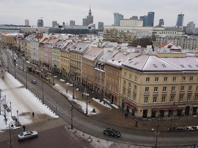 Smog Warszawa - 15 grudnia: dobra jakość powietrza