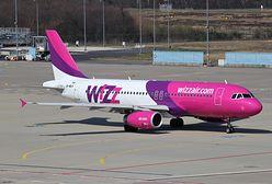 Wizz Air zawiesza niektóre trasy z Polski. Turyści niezadowoleni