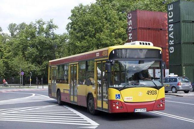 Autobusy pojadą w centrum pod prąd?
