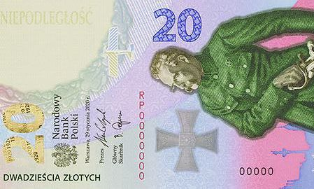 Warszawa. Jubileuszowy banknot z Piłsudskim pożądany. Skorumpował pracownika banku
