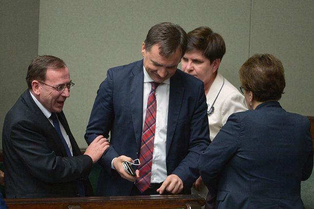 Sejm przyjął projekt ustawy autorstwa PiS