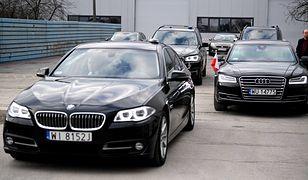 Centrum Obsługi Administracji Rządowej ogłasza przetarg na samochody dla ministerstw
