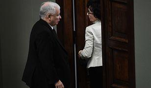 Według Jarosława Kaczyńskiego, marszałek Sejmu powinna być bardziej zdecydowana wobec opozycji